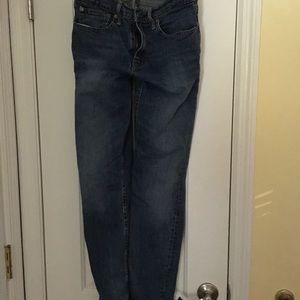 Levi 502 jeans